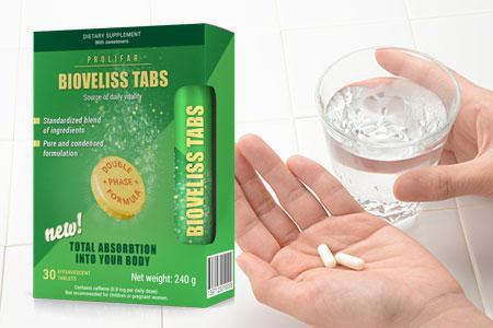 Bioveliss Tabs – musujące tabletki na odchudzanie