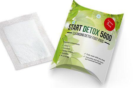 Naturalne oczyszczanie organizmu  z pomocą Start Detox 5600