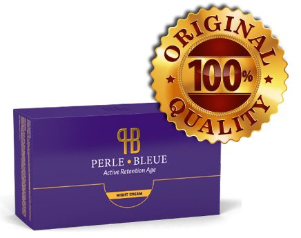 oryginalna receptura serum Perle Bleue