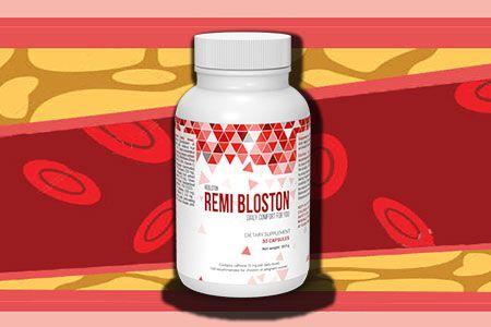 Remi Bloston to innowacyjny produkt na poprawę drożności żył