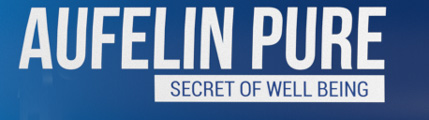 Aufelin Pure - logotyp