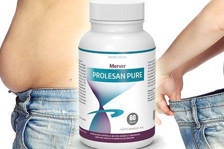 Artykuł na temat suplementu Prolesan Pure