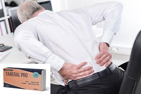 Taneral Pro – magnetyczny pas na ból kręgosłupa. Innowacja 2019 roku